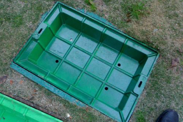 湖北球墨铸铁井盖-工程案例