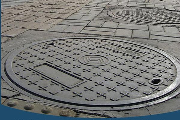 武汉铸铁井盖-工程案例