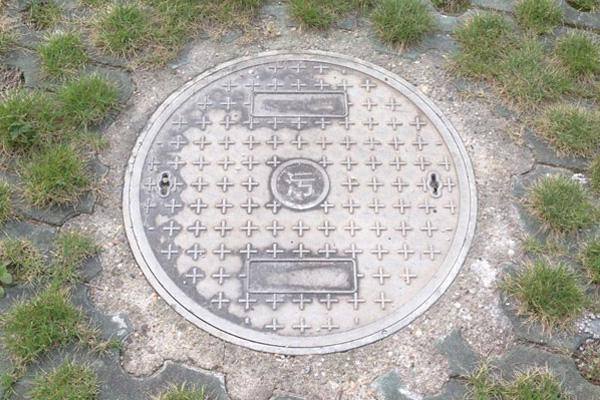 武汉不锈钢井盖-工程案例