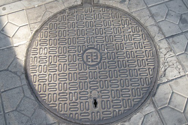 武汉井盖-工程案例