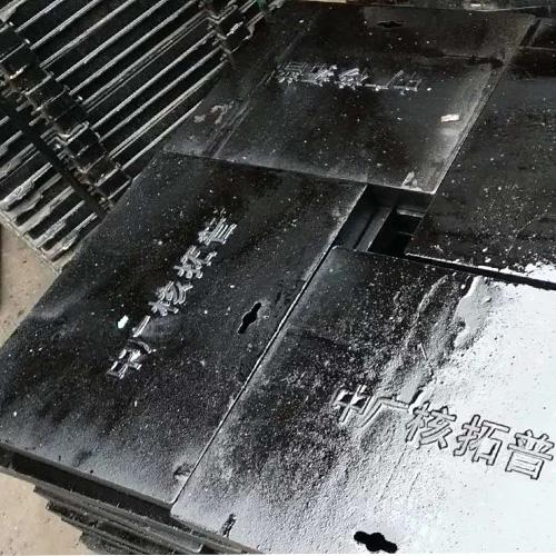 武汉铸铁井盖-球墨铸铁井盖